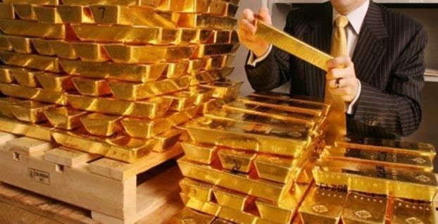 Türkiye altın rezervini en fazla artıran ikinci ülke oldu