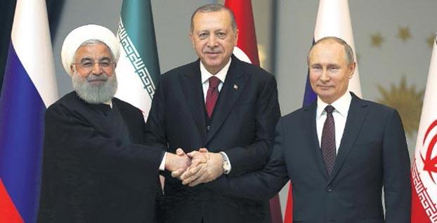 Türkiye-Rusya ve İran yerel para ile ticaret için anlaştı