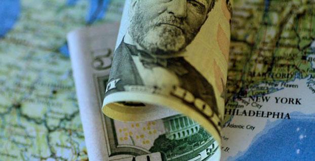 ABD'de kişisel gelirlerde bir yılın en düşük artışı
