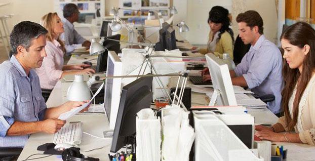 ABD'de özel sektör istihdamı 8 ayın zirvesinde