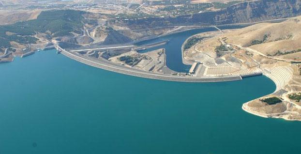Atatürk Barajı'nı yapan Palet İnşaat konkordato istedi