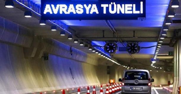 Avrasya Tüneli'nde taahhüt edilen rakamla ilgili tahmin