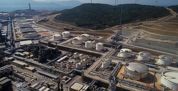 Özel sektörün en büyük yatırımı STAR Rafinerisi yarın açılıyor