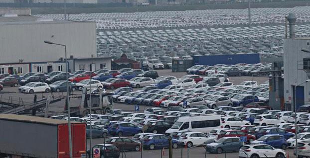'Sanayi kenti'nde günde bin 677 araç üretildi | GRAFİK