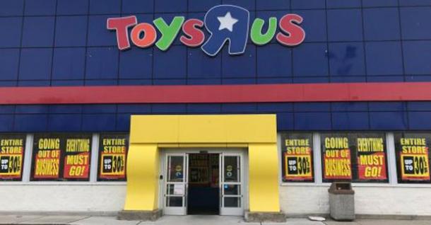İflas eden Toys 'R' Us yeniden faaliyete geçecek