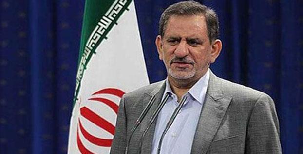 İran Cumhurbaşkanı Yardımcısı Cihangiri: Petrol gelirlerimiz azalmayacak