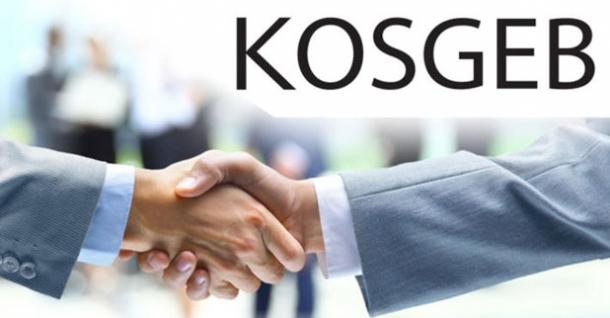 KOSGEB kredisi kullananlara müjde