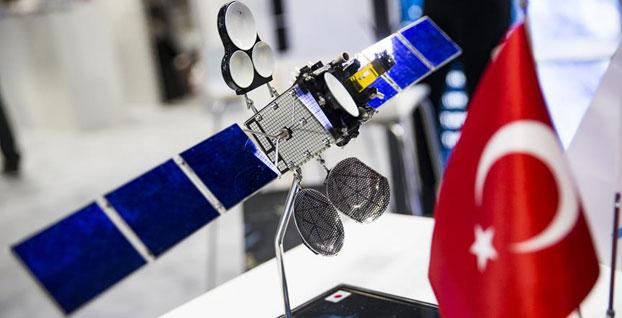 Türkiye'nin üç  yeni uydusu için geri sayım