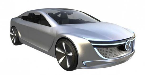 Vestel'in ilk yerli otomobili VEO yüzünü gösterdi