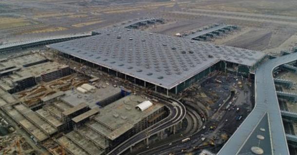 Yeni Havalimanı için biletler satışa çıkıyor