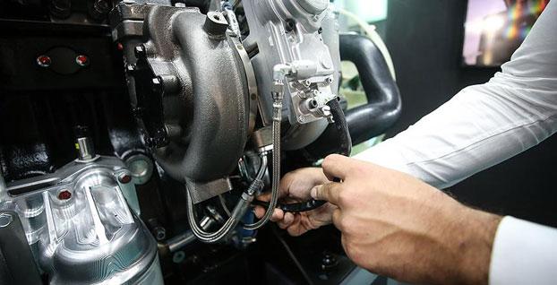 Yüzde 100'ü yerli motorun prototipi çalıştı