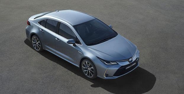 12'inci nesil Toyota Corolla Sedan tanıtıldı