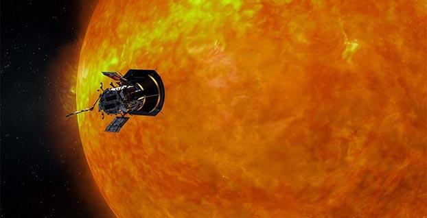 42 yıllık Güneş'e en çok yaklaşan nesne rekoru kırıldı