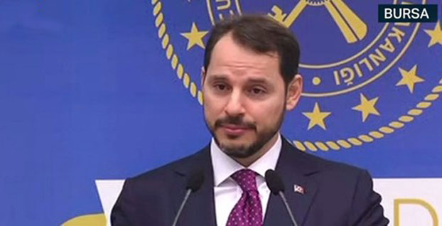 Hazine Bakanı Albayrak'tan 'sürpriz' açıklama