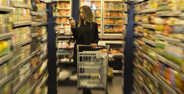 İstanbul'da perakende fiyatı en fazla artan ve azalan ürünler