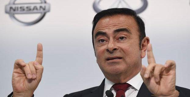 Otomobil dünyasında büyük şok! Efsane CEO Ghosn tutuklandı