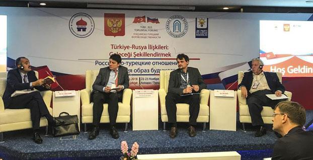 'Rusya, Türkiye'ye vize muafiyeti getirmeli'
