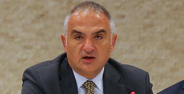 Turizm Bakanı Ersoy'dan İmar Barışı için gözdağı