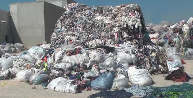 Tekstil atıkları 12 bin kişiye iş kapısı oldu