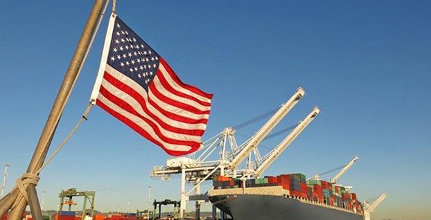 ABD'nin ticaret açığı 10 yılın zirvesinde