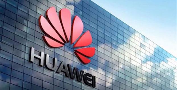Huawei 'dev yola' girdi