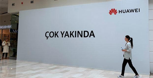 Huawei'nin İstanbul'daki ilk mağazası İstinye Park'ta olacak