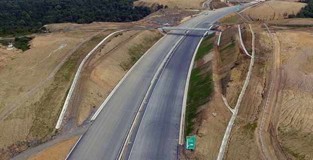 Kuzey Marmara Otoyolu'nda bir bölüm daha açıldı