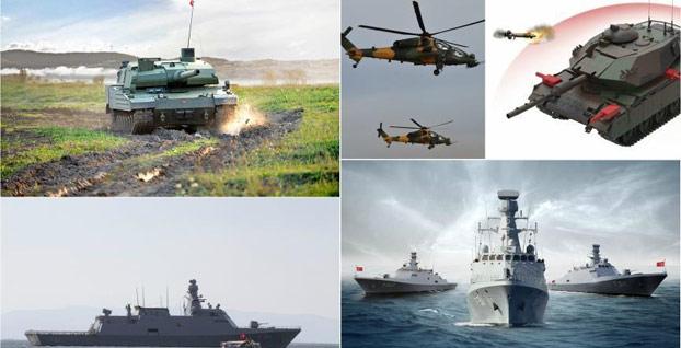 Savunma ve havacılık ihracatında 2018 bitmeden rekor geldi