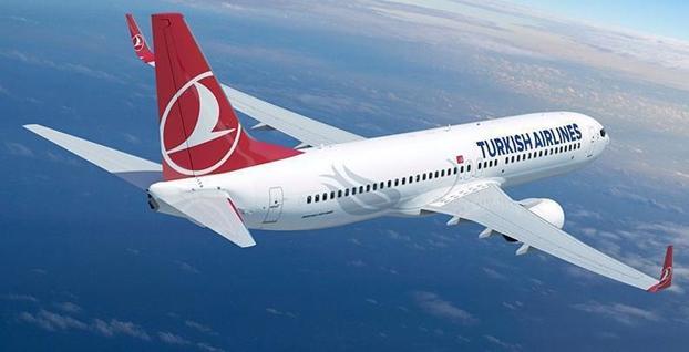 THY uçaklarındaki yolcular yeni yılı iki kere kutlayacak!