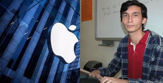 Türk genci Yiğit Can Yılmaz, Apple'ın bir açığını daha yakaladı