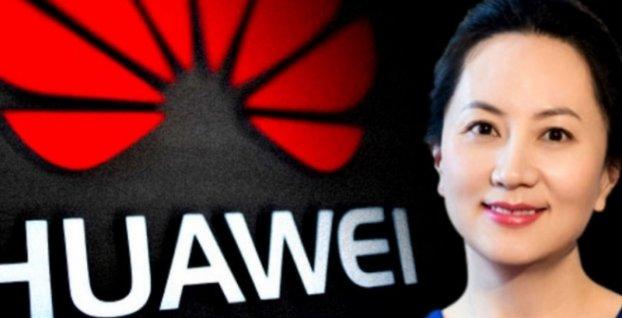 Huawei'nin CFO'su serbest bırakıldı