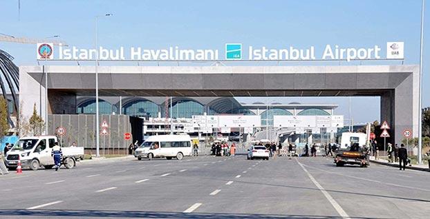 Yeni havalimanına gidecek olanlara iyi haber... Sayı artırıldı