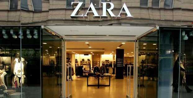Zara'nın değişen logosu sosyal medyada alay konusu oldu