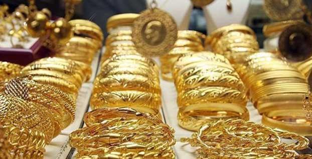 Kapalıçarşı'da altın kapanış fiyatları / 08 Mart 2019
