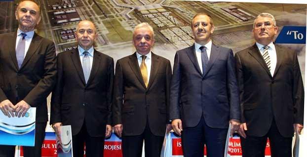 İstanbul Havalimanı'nın işletmecisinin ortaklık yapısında değişiklik