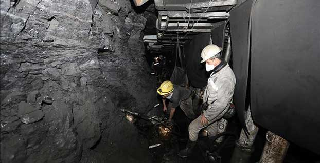 Kömür üretiminde 3 milyar lira ülkede kaldı