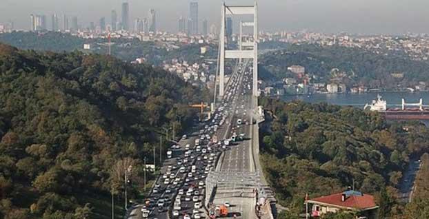 Fatih Sultan Mehmet Köprüsü'nde yeni düzenleme! Bu araçlar da kullanabilecek