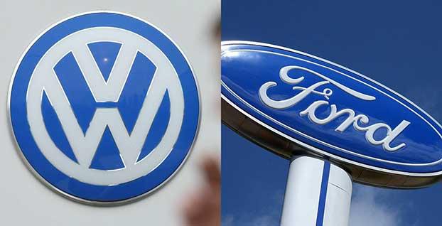 Volkswagen ve Ford ortaklığı resmen açıklandı