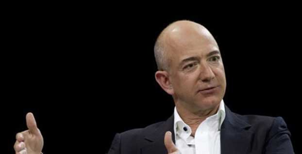 Amazon'un CEO'su Jeff Bezos'a uygunsuz fotoğraf şantajı
