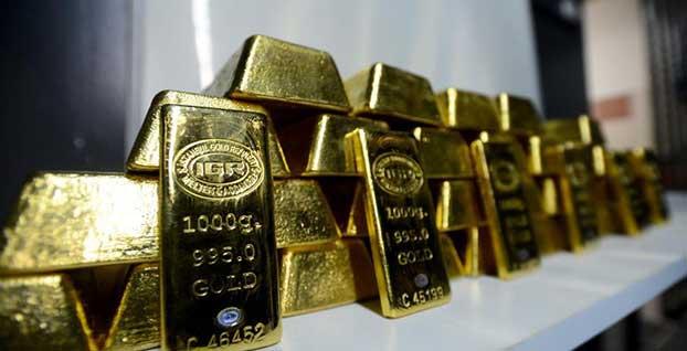 Dünyanın en çok altın alan ülkeleri belli oldu
