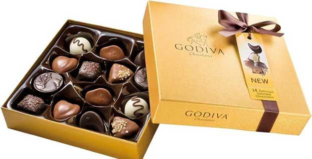 Godiva, bisküvinin de standartlarını belirleyecek