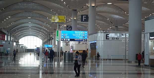 İstanbul Havalimanı'nda ilk aşamada 16 bin kişiye iş imkânı