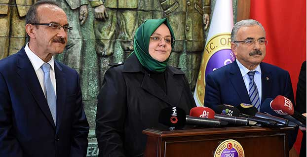 'Sayın Cumhurbaşkanımız liderliğinde istihdam seferberliği ilan ettik'