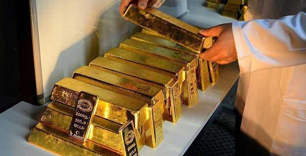 Vakıf Katılım'dan 425 milyon dolarlık külçe altın ihracatı