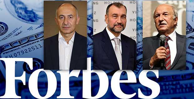 Türkiye'nin en zenginleri belli oldu... Ilıcak, Ülker, Özyeğin