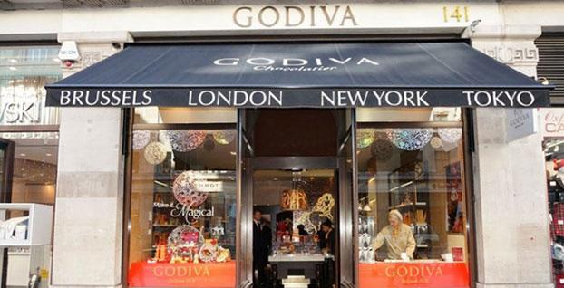 Godiva'nın yeni konseptiyle ilk kafesi New York'ta açıldı