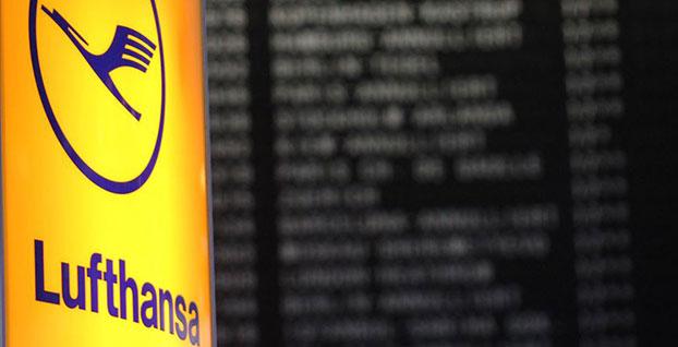 Lufthansa Grubu'ndan ilk çeyrekte 336 milyon avro zarar