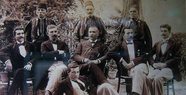 Osmanlı'da iç borçlanma ve sarraflar