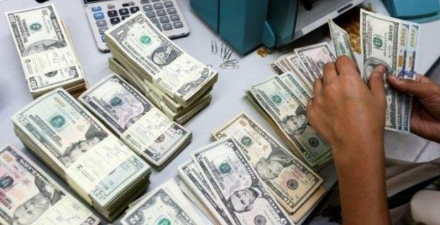 Dolar/TL yeniden yükseldi