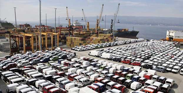 Toplam ticari araç ihracatı yüzde 2 arttı